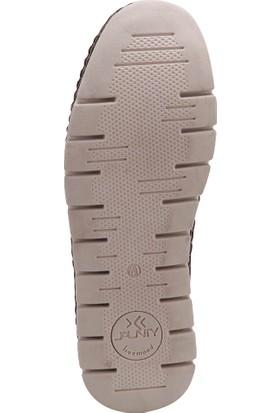 Freemood MO31-102 M 4033 Kahverengi Erkek Deri Ayakkabı