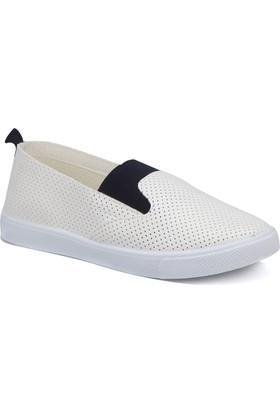 Carmens U1303 Lacivert Kadın Ayakkabı