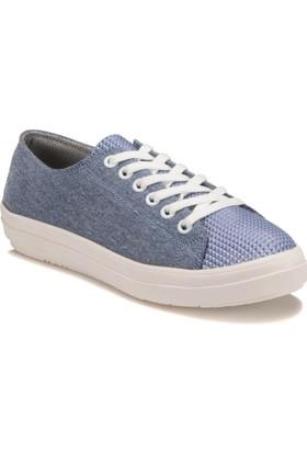 Art Bella U2601 Mavi Kadın Sneaker Ayakkabı