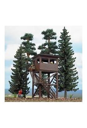 Gözetleme Kulesi Maketi Seti 1/87