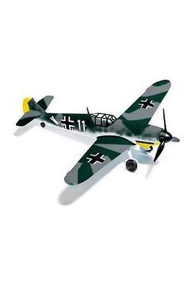 Model Uçak 1/87 Messerschmitt Bf 109 F4 »Oswald Fischer«