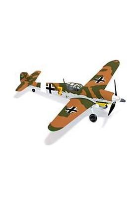 Model Uçak 1/87 Messerschmitt Bf 109 G4 »Wolfgang Tonne«