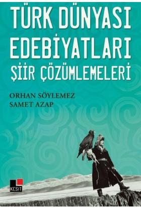 Türk Dünyası Edebiyatları