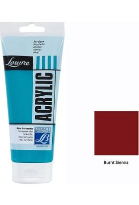 Lefranc & Bourgeois Louvre Akrilik 200 Ml - Burnt Sienna