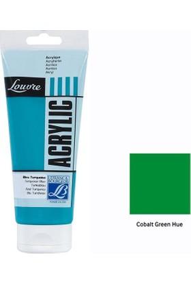 Lefranc & Bourgeois Louvre Akrilik 200 Ml - Cobalt Green Hue