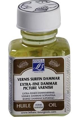 L&B Extra Fine Dammar Picture Varnish, Parlak Vernik 75Ml