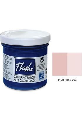 Flashe Matt Akrilik Boya 125Ml - N:254 Pink Grey