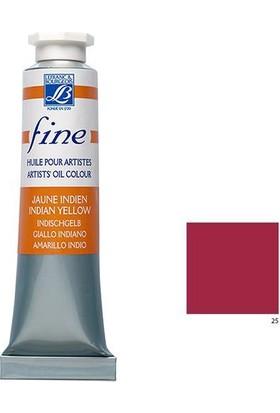 Lefranc & Bourgeois Fine Yağlı Boya 40Ml - Primary Red 437