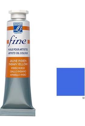 Lefranc & Bourgeois Fine Yağlı Boya 40Ml - Royal Blue 67