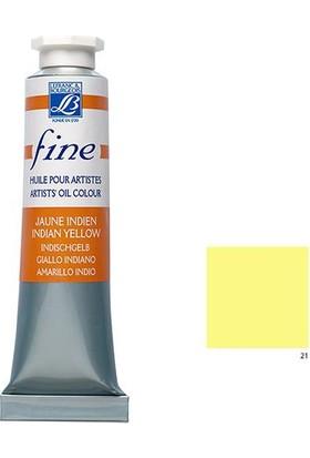 Lefranc & Bourgeois Fine Yağlı Boya 40Ml - Pale Yellow 239