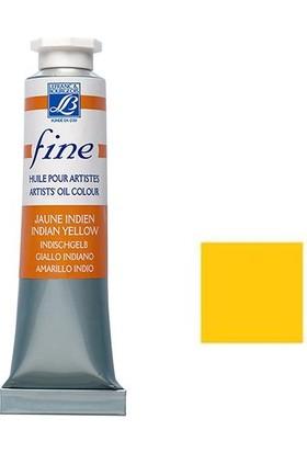Lefranc & Bourgeois Fine Yağlı Boya 40Ml - Indian Yellow 212