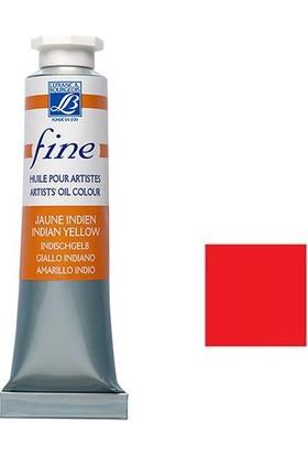 Lefranc & Bourgeois Fine Yağlı Boya 40Ml - Japanese Red Light 379