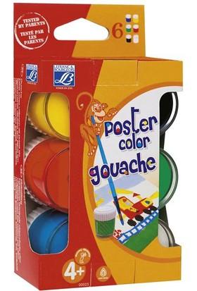 Lefranc & Bourgeois Poster Guaj Set 6X22Ml