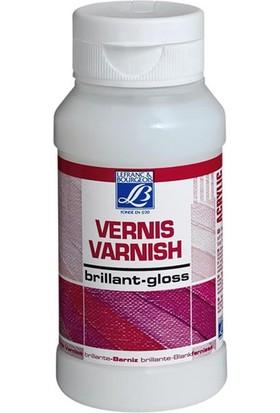 Lefranc & Bourgeois Gloss Varnish, Parlak Vernik 120Ml