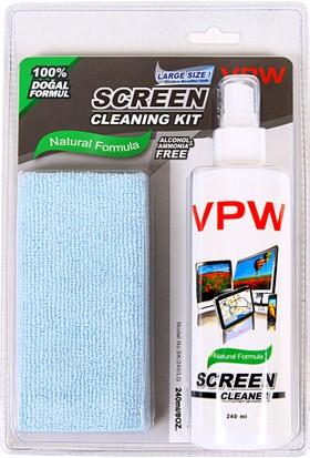 VPW SK/240/LQ LCD Temizleme Seti