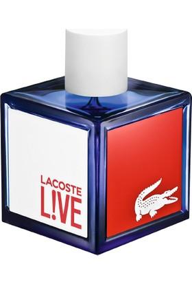 Lacoste Live Male EDT 100 ml Erkek Parfümü