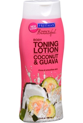 Freeman Coconut Guava Body Toning Lotion 400ml