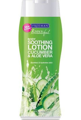 Freeman Cucumber Aloe Vera Body Soothing Lotion 400ml