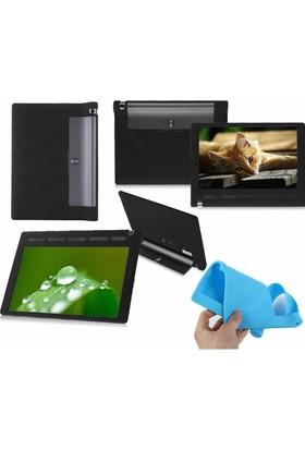Microcase Lenovo Yoga Tab 3 Pro 10 X90F Yumuşak Silikon Kılıf