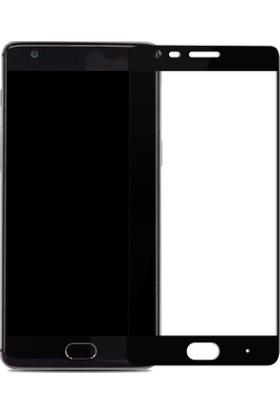 Microcase OnePlus 3 Renkli Çerçeveli Tempered Ekran Koruyucu