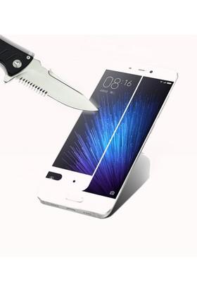 Microcase Xiaomi Mi5 Renkli Çerçeveli Tempered Ekran Koruyucu