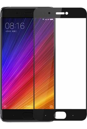 Microcase Xiaomi Mi 5S Renkli Çerçeveli Tempered Ekran Koruyucu