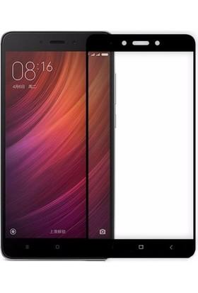 Microcase Xiaomi Mi 5S Plus Renkli Çerçeveli Tempered Ekran Koruyucu