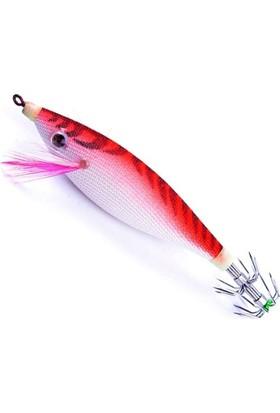 Fishtech Kalamar 3000 Example Fıshtech 70 mm Kırmızı