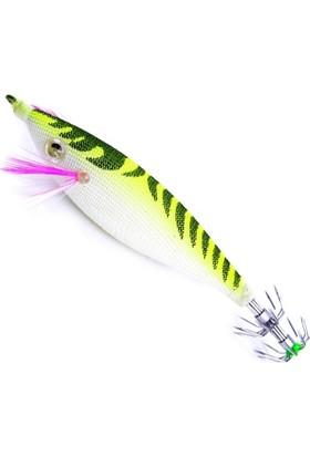 Fishtech Kalamar 3000 Example Fıshtech 70 mm Sarı