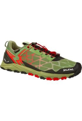 Salewa Multi Track GTX Erkek Ayakkabı Yeşil