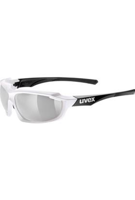 Uvex Sportstyle 710 Variomatic White Black / Silver Güneş Gözlüğü