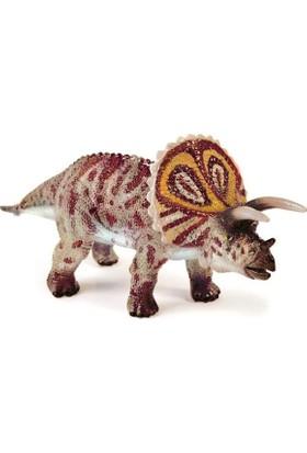 Myc Cl308K H Jurassıc Hunters - Trıceratops