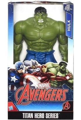 Avengers Titan Hero Hulk Figür B5772