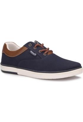 Dockers By Gerli Günlük Erkek Ayakkabısı 218450 Siyah+Lacivert
