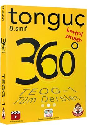 Tonguç Akademi Yayınları 8.Sınıf TEOG 1 360 Soru
