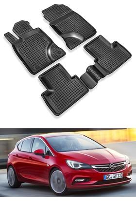 Modacar Opel Astra K Kasa 2016 Sonrası 3D Havuzlu Paspas 426328