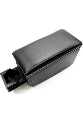 ModaCar Her Araca Uygun Bardaklıklı Siyah Kol Dayama Kolçağı 422780