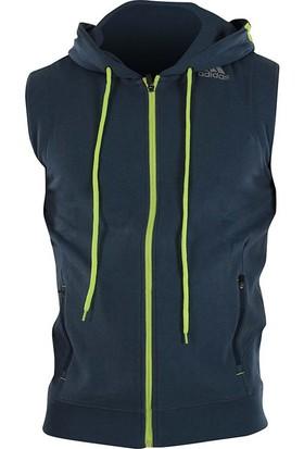 Adidas AdiSTHS01 Speed Line Kapşonlu Erkek Sweatshirt