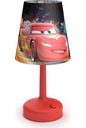 Philips Disney Masa Lambası (Pilli)- Cars