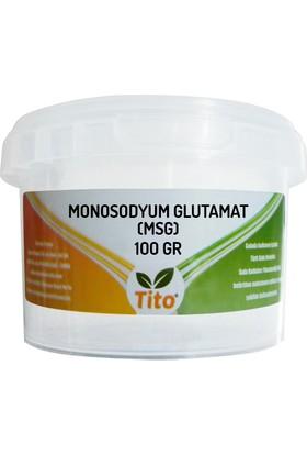 Tito Monosodyum Glutamat MSG Çin Tuzu Gıda Tipi 100 gr