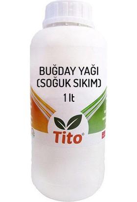 Tito Buğday Yağı Soğuk Sıkım 1 kg