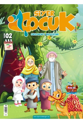 Siyer İngilizce Çocuk Dergisi