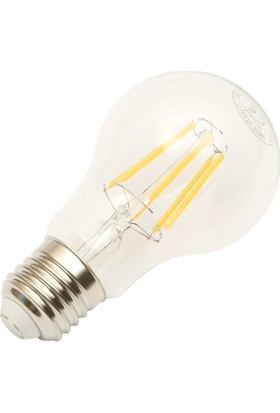 Maxıma 6W Filament Led Ampul Dimmerli - E27 Sarı Işık
