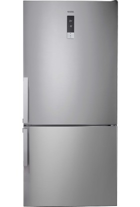 Vestel NFKY640 EX A++ Kombi NoFrost Buzdolabı