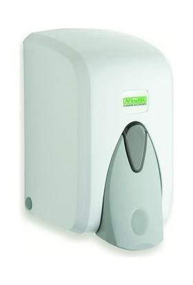 Vialli Köpük Sabun Makinesi Hazneli 500 ml Beyaz Vialli