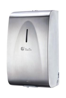 Xinda Fotoselli Sıvı Sabunluk 304 Paslanmaz Çelik 2100 ML Xinda