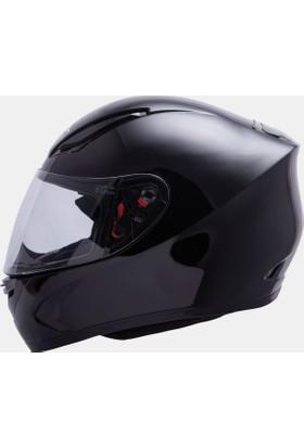 MT Kask MT Revenge Solid Gloss Black Full Face