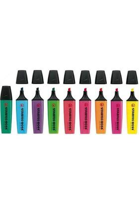Stabılo Fosforlu Kalem Boss Pastel Sarı 70/144