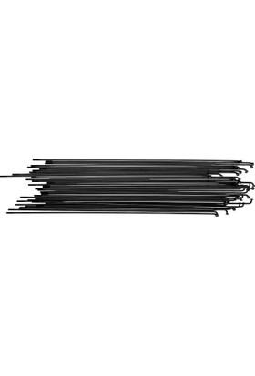 Cn Spoke Çelik 2 mm Siyah Jant Teli+Nipel