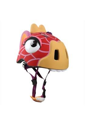 Crazy Safety Zürafa Çocuk Kaskı Xs/S